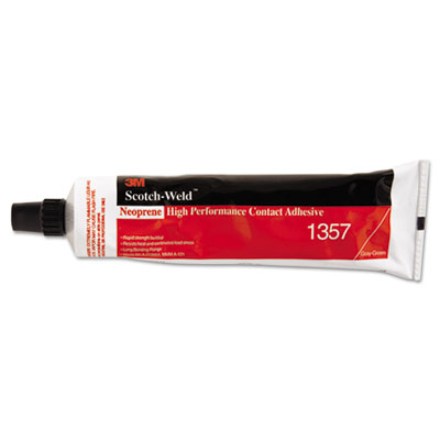 3M 02120019887 Scotch-Grip High-Performance Contact Adhesive 1357 021200-19887