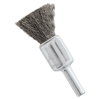 Anderson Crimped Wire Solid End Brush-NS Series 06971