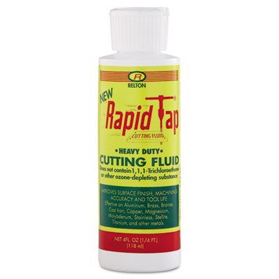 Relton RAPTAP04NEW Rapid Tap Metal Cutting Fluid RAPTAP-04NEW