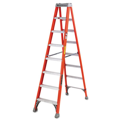 Louisville FS1500 Series Fiberglass Step Ladder FS1508