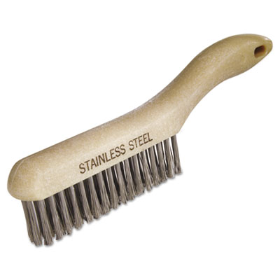 Advance Brush Shoe Handle Scratch Brush 85039