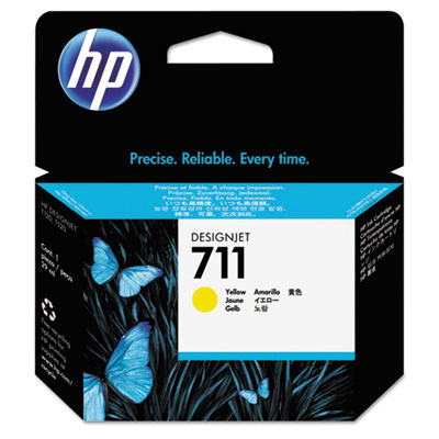 HP CZ132A Yellow Ink Cartridge