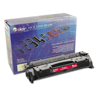 Troy 0281551001 Black Toner Cartridge
