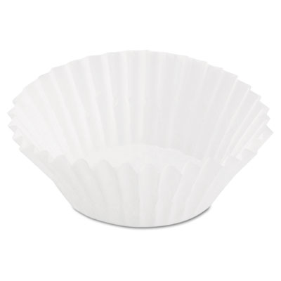 Dixie 8AAX Paper Fluted Baking Cups