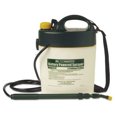 RL Flo-Master 5BP R. L. Flomaster Portable Battery-Powered Sprayer