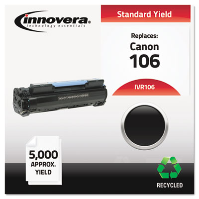 Innovera 106 Black Toner Cartridge