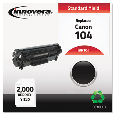 Innovera 104 Black Toner Cartridge