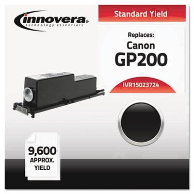 Innovera 15023724 Black Toner Cartridge