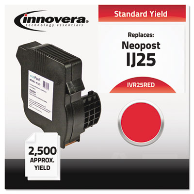 Innovera 25RED Red Ink Cartridge
