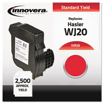 Innovera 20 Red Ink Cartridge