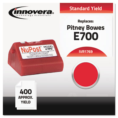 Innovera 1769 Red Ink Cartridge