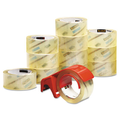 3M 375012DP3 Scotch 3750 Commercial Grade Packaging Tape