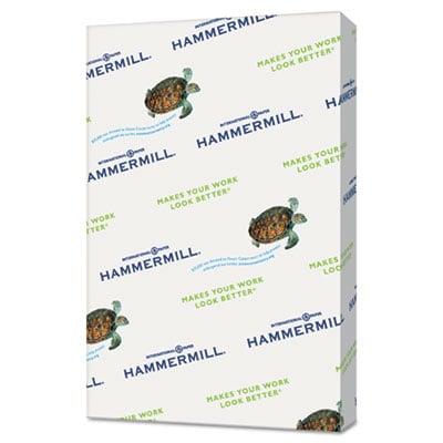 Hammermill 102103 Recycled Colored Paper