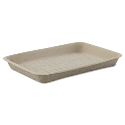 Chinet 20917CT Serviceware Molded Fiber Food Trays