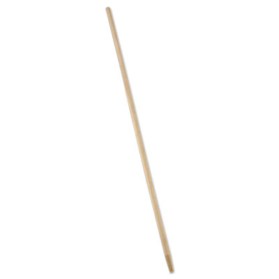 Rubbermaid 6362 Commercial Tapered-Tip Wood Broom/Sweep Handle