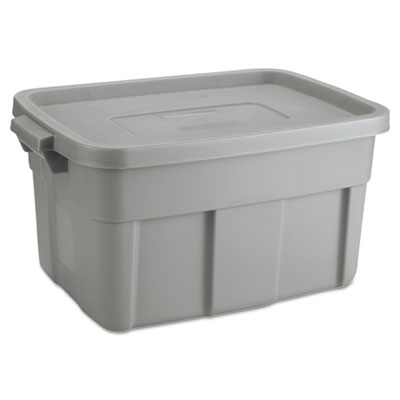 Rubbermaid 2212CPSTE Roughneck Storage Box