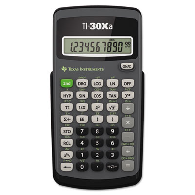Texas Instruments TI30XA TI-30Xa Scientific Calculator