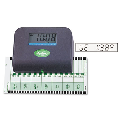 Lathem Time 800P Thermal Print Time Recorder
