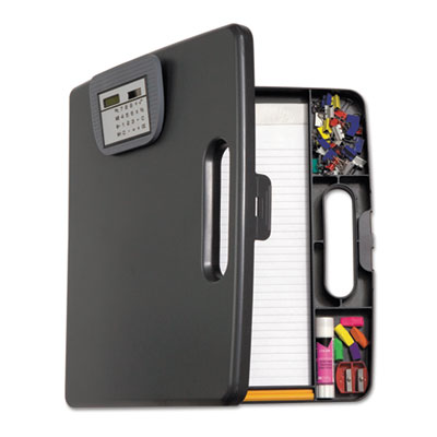Officemate 83372 Portable Storage Clipboard Case