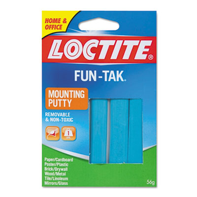 Loctite Corp 1270884 Loctite Fun-Tak Mounting Putty