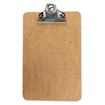 Universal Office Products 05610 Universal 100% Recycled Clipboard with High-Capacity Clip