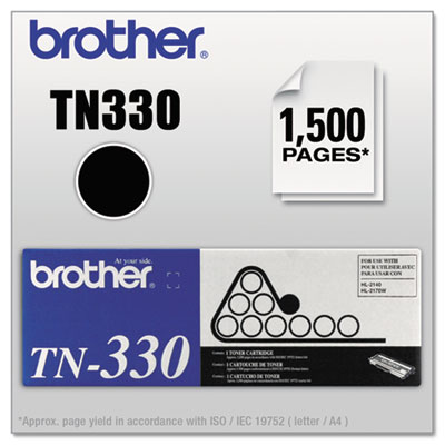 Brother TN330 Black Toner Cartridge