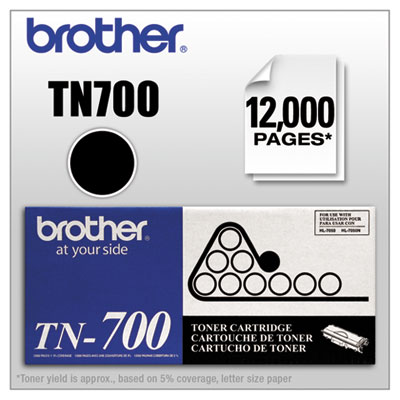 Brother TN700 Black Toner Cartridge
