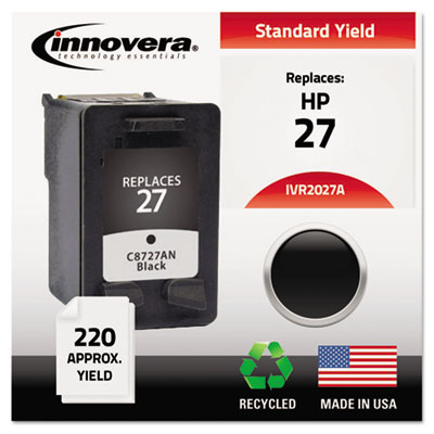 Innovera 2027A Black Ink Cartridge