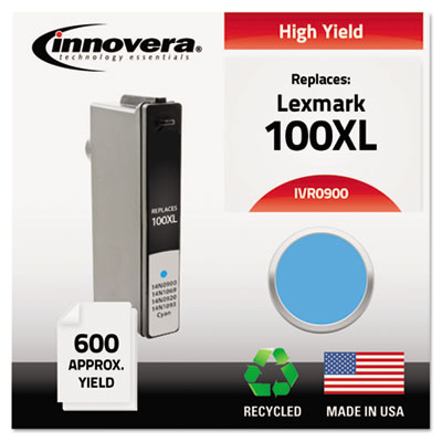 Innovera 0900 Cyan Ink Cartridge