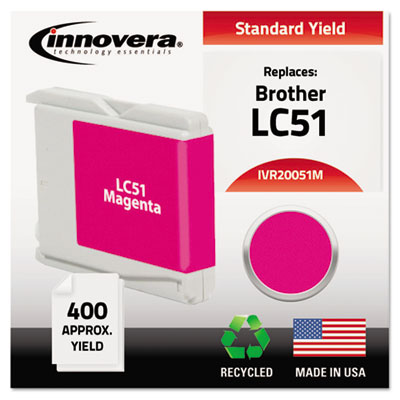 Innovera 20051M Magenta Ink Cartridge