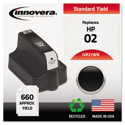 Innovera 21WN Black Ink Cartridge