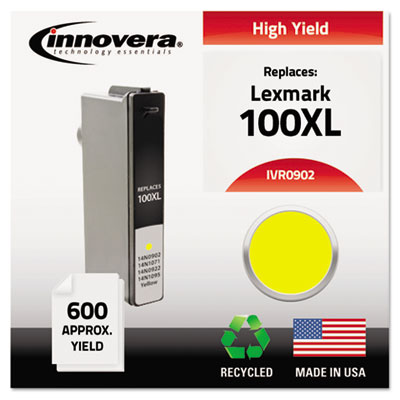 Innovera 0902 Yellow Ink Cartridge