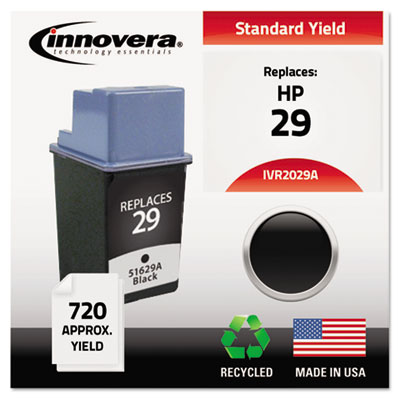 Innovera 2029A Black Ink Cartridge