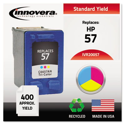 Innovera 20057 Tri-Color Ink Cartridge