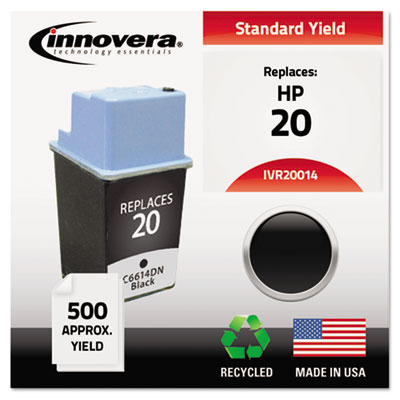 Innovera 20014 Black Ink Cartridge