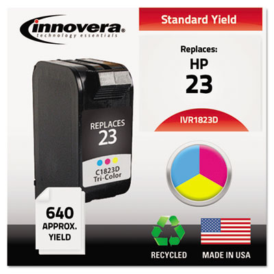 Innovera 1823D Tri-Color Ink Cartridge