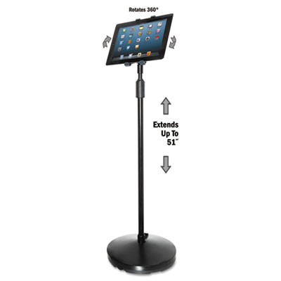 Kantek TS890 Tablet Floor Stand