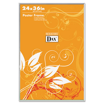 DAX 281136T Clear U-Channel Poster Frame