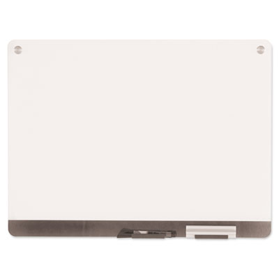 Iceberg 31170 Clarity Glass Dry Erase Personal Boards