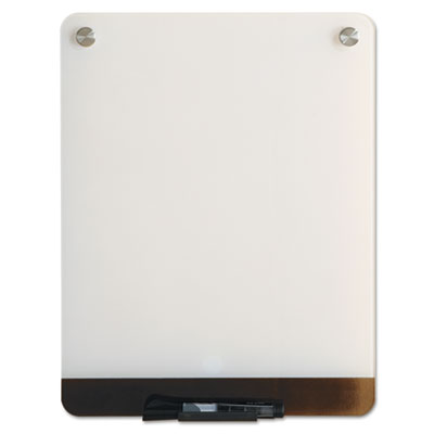 Iceberg 31120 Clarity Glass Dry Erase Personal Boards