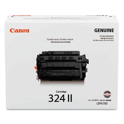 Canon 324LL Black Toner Cartridge