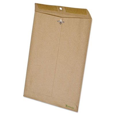 Ampad 19705 Earthwise by Ampad 100% Recycled Storage Clasp Envelope