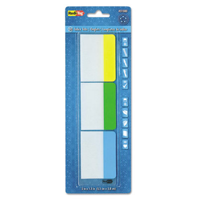Redi-Tag 31080 Write-On Index Tabs