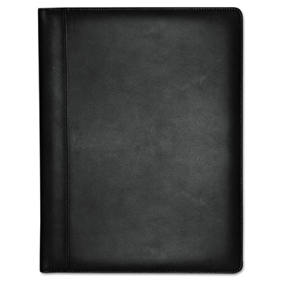 Buxton OC85006BK Executive Leather Padfolio