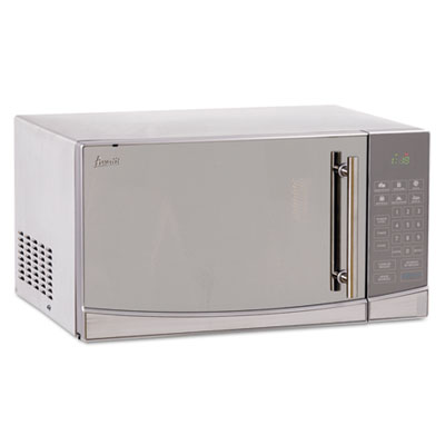 Avanti MO1108SST 1.1 Cubic Foot Capacity Stainless Steel Microwave Oven