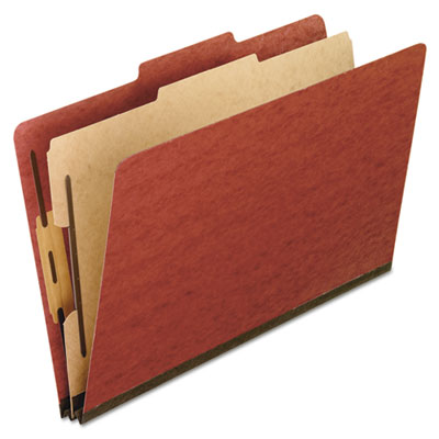 Pendaflex 1157R Four- Six- and Eight-Section Pressboard Classification Folders
