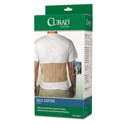 Curad ORT22000D Back Support