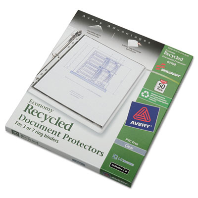 AbilityOne 6169670 SKILCRAFT Document Protector