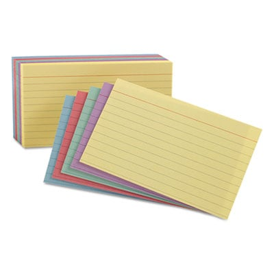 Oxford 34610 Index Cards