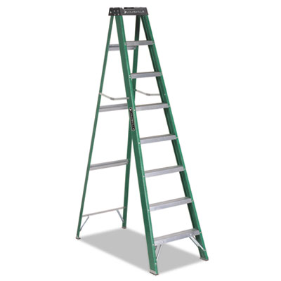 Louisville FS4008 Fiberglass Step Ladder